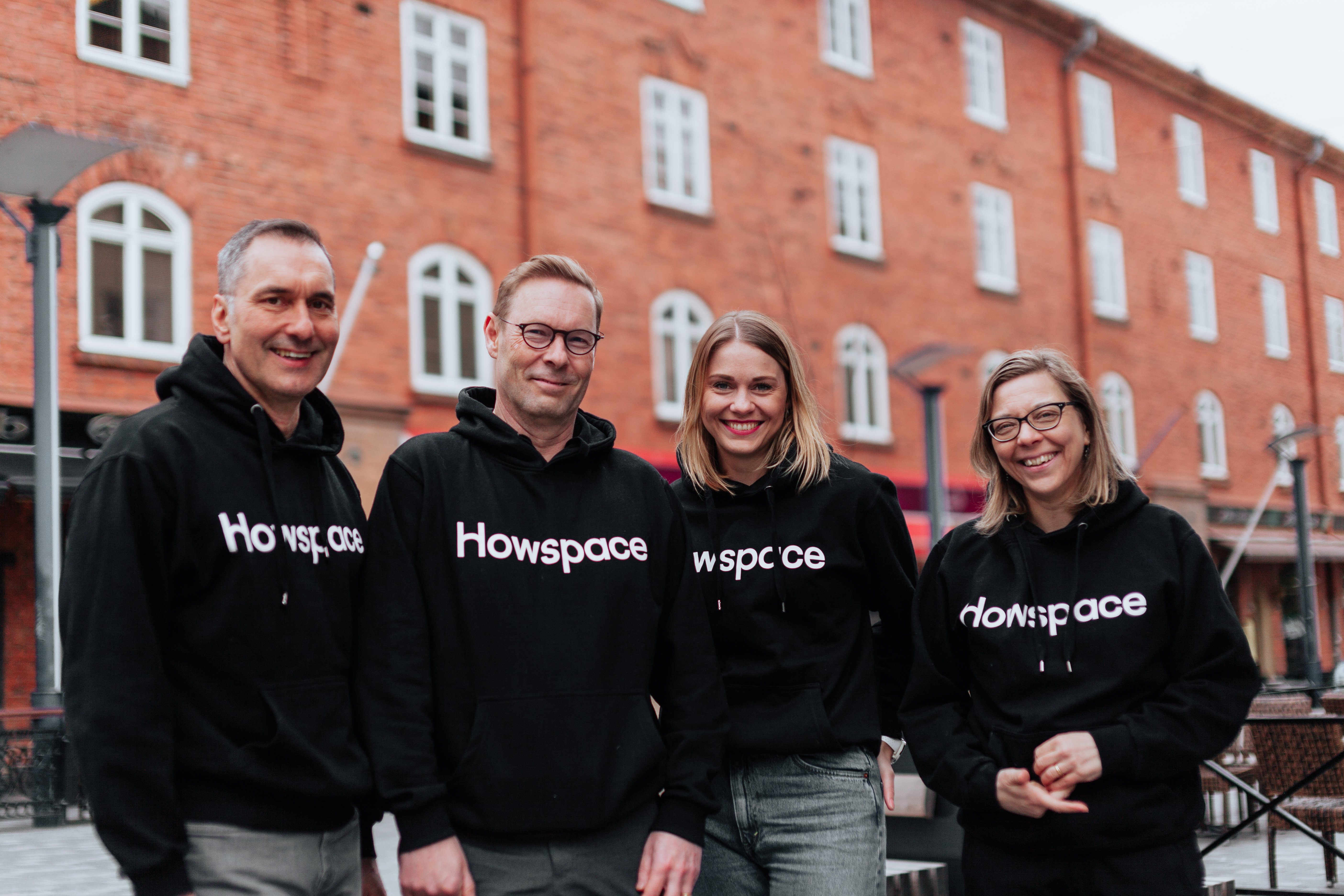 Howspace closes €12M Series A funding round